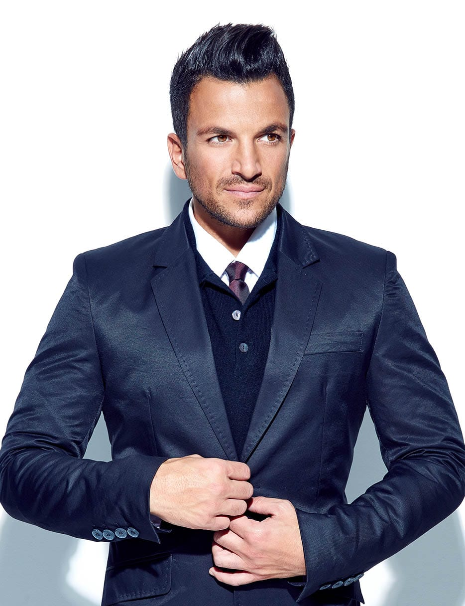 Peter Andre   Champions Celebrity Talent