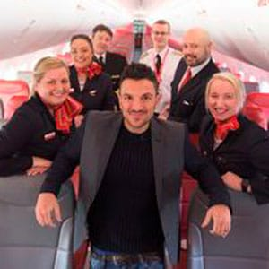 Jet2 Peter Andre