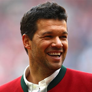 German football legend Michael Ballack is STS conference's special guest