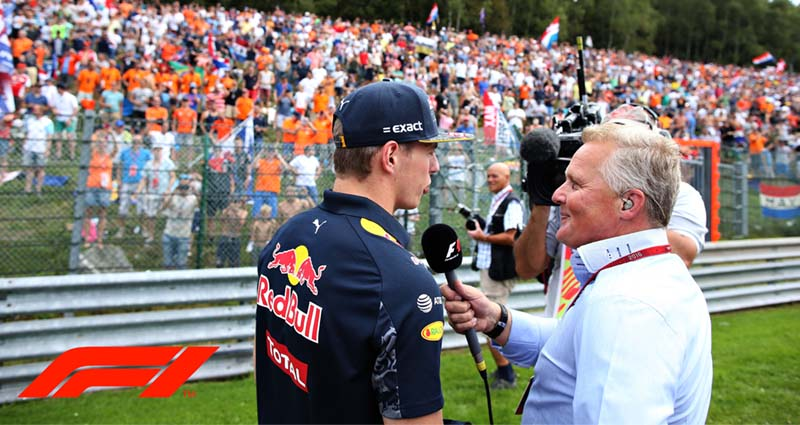 Johnny Herbert returns to cover Formula 1