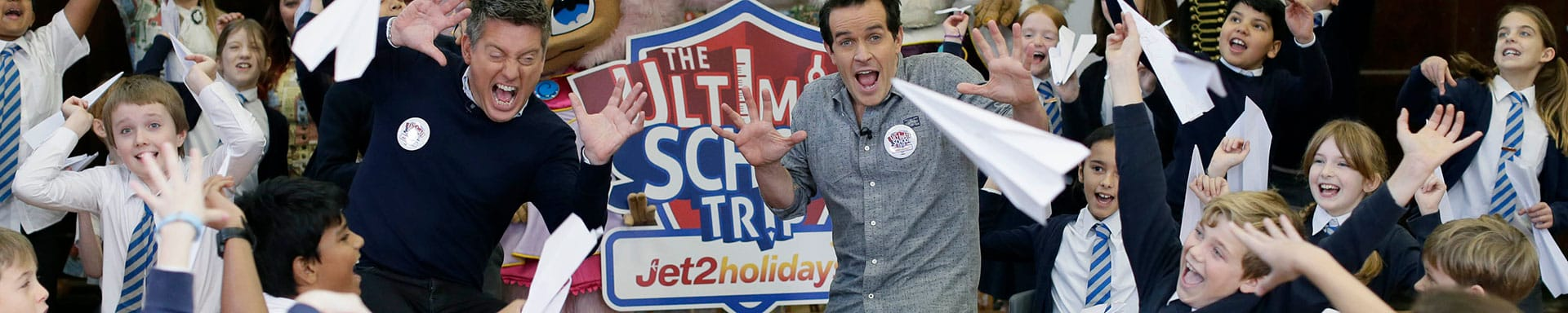 Dick and Dom & Jet2