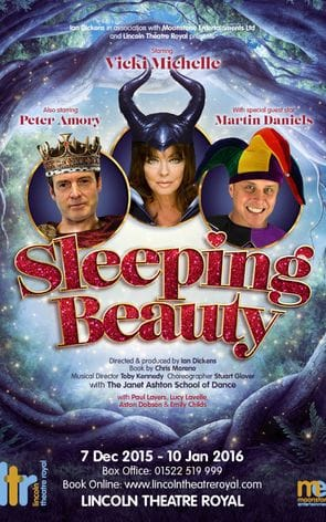 Champions Panto Celebrity Performances